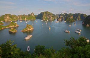 FTG Halong Bay, Vietnam