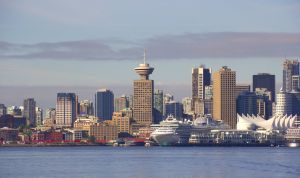 FTG Vancouver cityscape with cruise ships